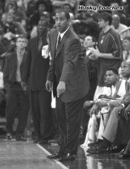 Husky Coaches - University of Washington