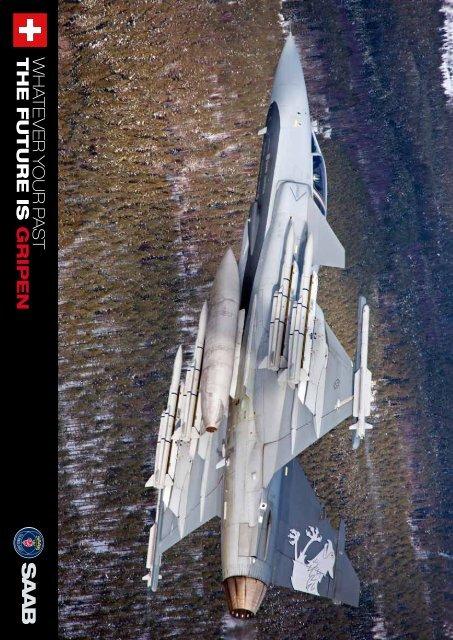 Gripen for Switzerland - Saab