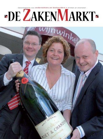 Zakenmagazine voor ondernemers en bestuurders in Arnhem en ...