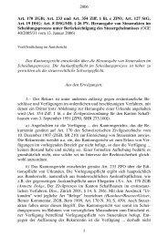 Nr. 40/2005/31 - im Obergericht - Kanton Schaffhausen