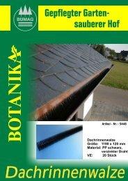 Download Katalog Dachrinnenwalze - BÜMAG eG