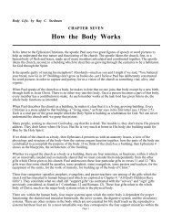 Netscape: How the Body Works