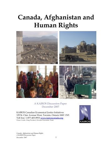 an examination of the human rights in afghanistan Yet an examination of the human rights committee's concluding observations for numerous state parties—including arab and muslim states where antisemitic incitement is rampant, as well as other states that have witnessed high levels of antisemitic incidents in the last ten years—reveals that antisemitism is of limited concern.