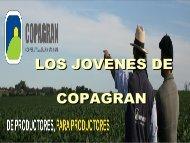 LOS JOVENES DE COPAGRAN