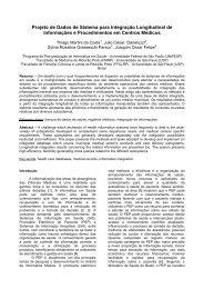 XVIII Congresso Brasileiro de Engenharia Biomdica - SBIS