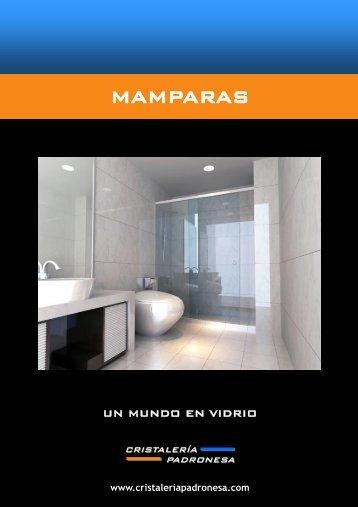 MAMPARAS - Cerramientos de cristal y puertas correderas de vidrio