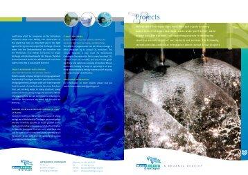 Projects - Waterbedrijf Groningen