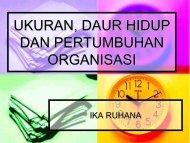Bab 10-11 Ukuran, Daur kehidupan , Pertm Org