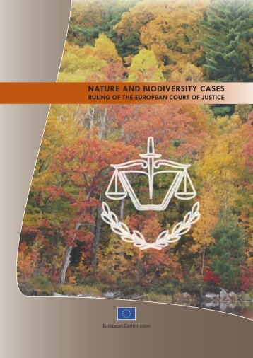 Court rulings booklet - European Commission - Europa