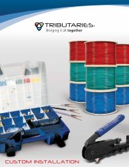 CI Brochure - Tributaries Cable