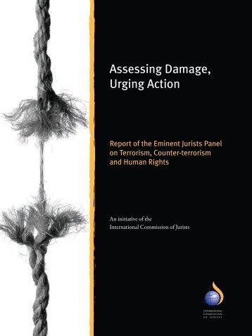 Terrorism EJP-Report
