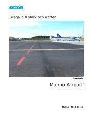 Bilaga 2:8, Rapport mark och vatten - pdf, 6 Mb - Swedavia