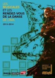 Télécharger la brochure de la saison 2013-2014 - Langue et Culture ...