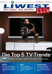 PDF-Download LIWEST-LIFE Ausgabe Juni 2012