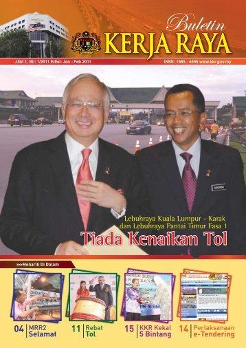 YB - Kementerian Kerja Raya Malaysia