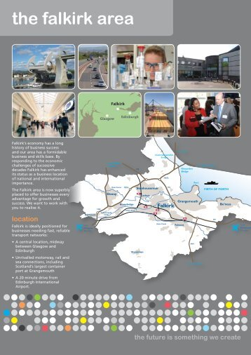 The Falkirk Area (PDF, 432KB) - My Future's in Falkirk