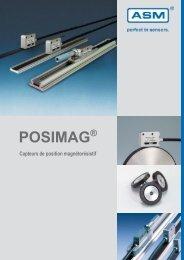 POSIMAG® - PM - Catalogue, Règle magnétique - ASM GmbH