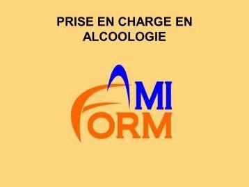 PRISE EN CHARGE EN ALCOOLOGIE