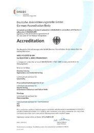 ISO 17025:2005 (DAkkS-ACCREDITATION) - AF-COLOR