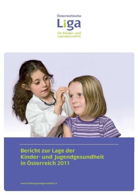 2. Bericht zur Lage der Kinder- und Jugendgesundheit 2011