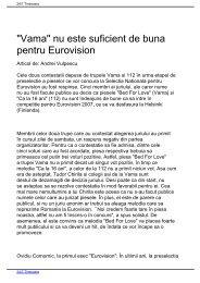 Vezi PDF - Timisoara