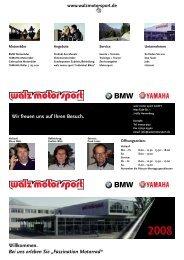 2008 - walz motor sport gmbh