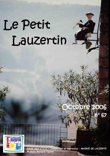 Petit Lauzertin n°67 - Lauzerte