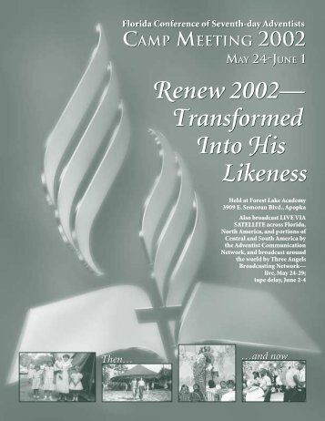 2002 Mini Brochure - Media - Florida Conference of Seventh-day ...