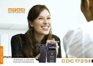 CDC1725 - UTAX NL