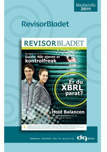 RevisorBladet - DG Media