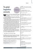 April Issue - Warehousing and Logistics International - Page 3