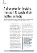 April Issue - Warehousing and Logistics International - Page 6