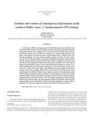 Download - Nevada Geodetic Laboratory - University of Nevada, Reno