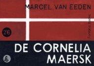 Marcel van Eeden De Cornelia Maersk | The ... - Maasvlakte 2