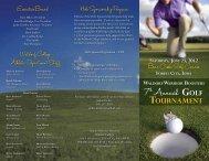 golf tournament saturday, june 23, 2012 - Waldorf College Athletics