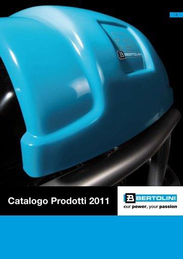 Catalogo Prodotti 2011