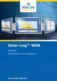 Solar-Log™WEB