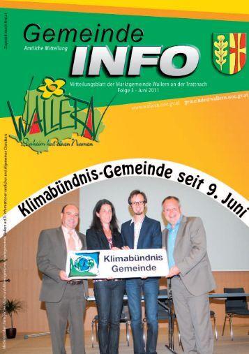 Folge 03/2011.pdf (2,55 MB) - Wallern