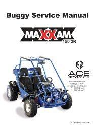 Buggy Service Manual - Family Go Karts