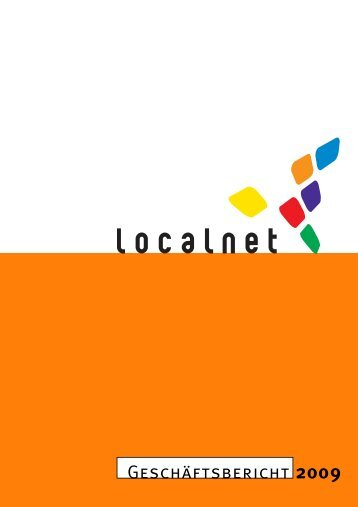 Geschäftsbericht 2009 (pdf) - Localnet AG