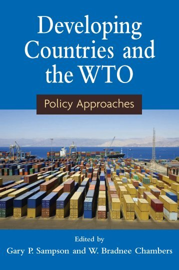 Developing countries and the WTO - United Nations University