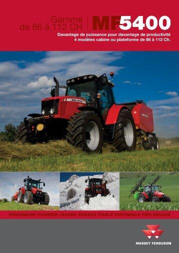 Tracteur - Jacopin Equipements Agricoles