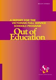 SUCCESSFUL LEARNING PUBLICATION - Victoria University