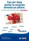 Rinnoviamo la flotta, vi portiamo in vacanza. - Air Italy - Page 3