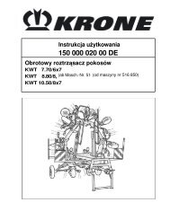 KWT 7.70, 8.80, 10.50 - Agromix
