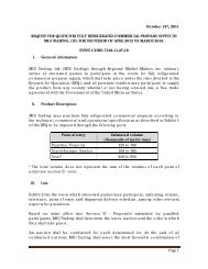 Page 1 October 12th, 2011 REQUEST FOR QUOTE FOR FULLY ...