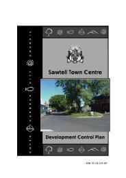 Sawtell Town Centre - Coffs Harbour City Council