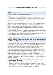 DECISIONES MODIFICADAS 2012-2013 1-3/2 Acuerdo para la ...