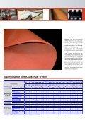 Eigenschaften von Kautschuk - Typen - WAGU Rubber Technology - Seite 7