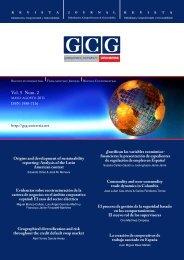 Vol. 5 Num. 2 - GCG: Revista de Globalización, Competitividad y ...